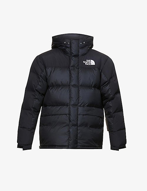 THE NORTH FACE: Himalayan logo-print shell-down parka jacket