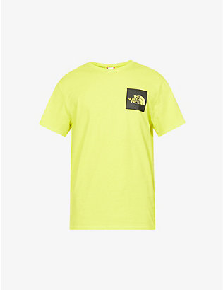 THE NORTH FACE: Logo-print cotton-jersey T-shirt