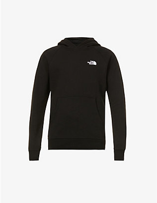 THE NORTH FACE: Logo-print cotton-jersey hoody
