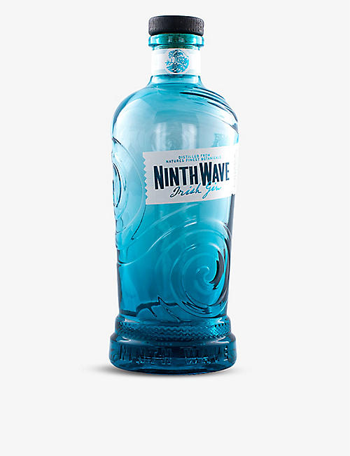 GIN: Ninth Wave Irish Gin 700ml