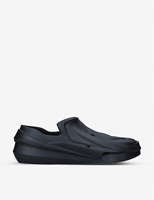 ALYX: Mono textured slip-on shoes