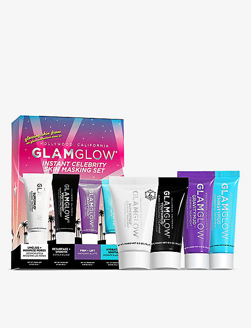 GLAMGLOW: Instant Celebrity Skin Masking set