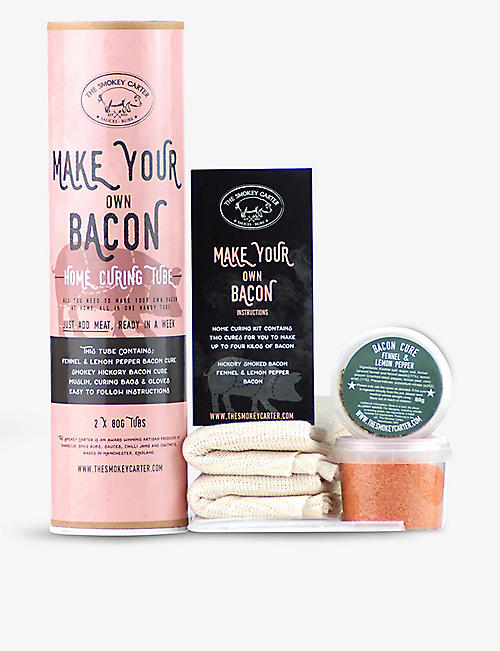 THE SMOKEY CARTER: Make Your Own Bacon kit