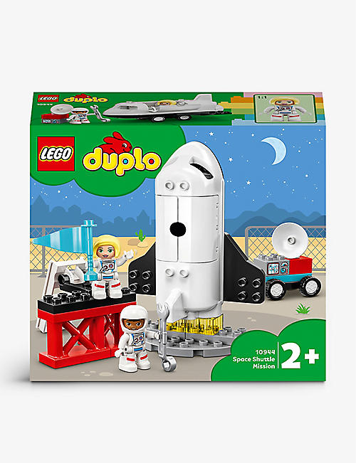 LEGO: DUPLO® Town Space Shuttle Mission 10944 playset