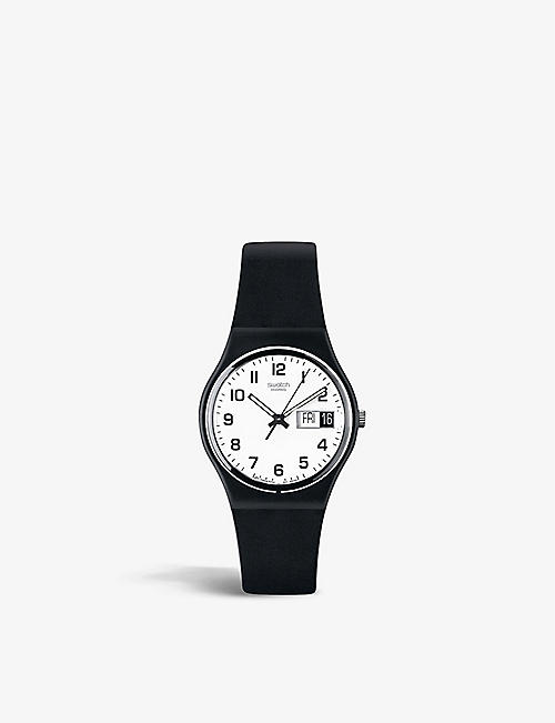 SWATCH:GB743 Once Again 石英腕表