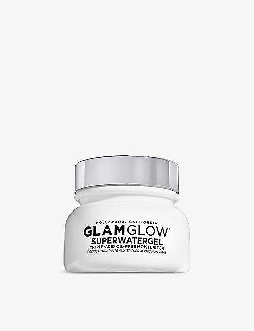 GLAMGLOW: Superwatergel Triple Acid moisturiser 50ml