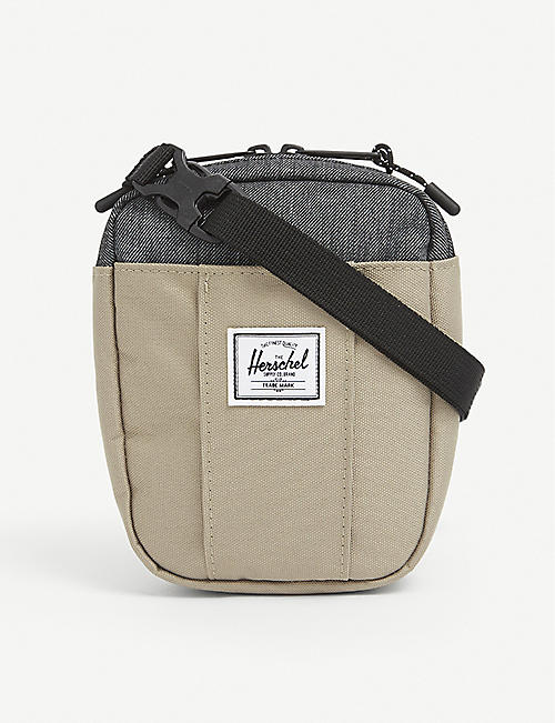 HERSCHEL SUPPLY CO: Her Cruz woven cross-body bag