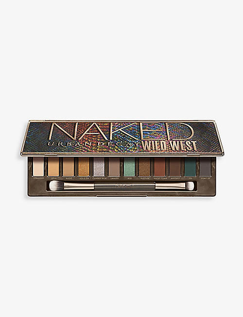URBAN DECAY: Naked Wild West eyeshadow palette 11.4g