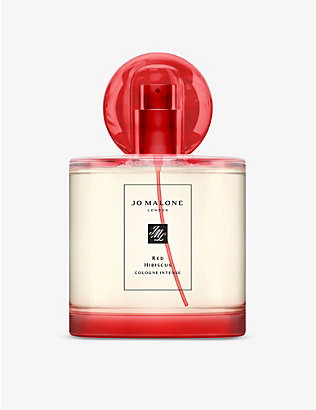 JO MALONE LONDON: Red Hibiscus intense limited-edition cologne 100ml