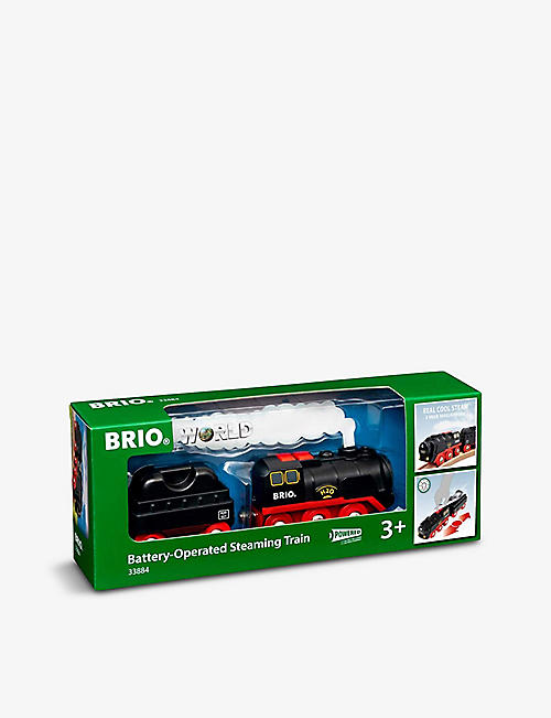 BRIO: World Steaming Train battery-operated toy vehicle