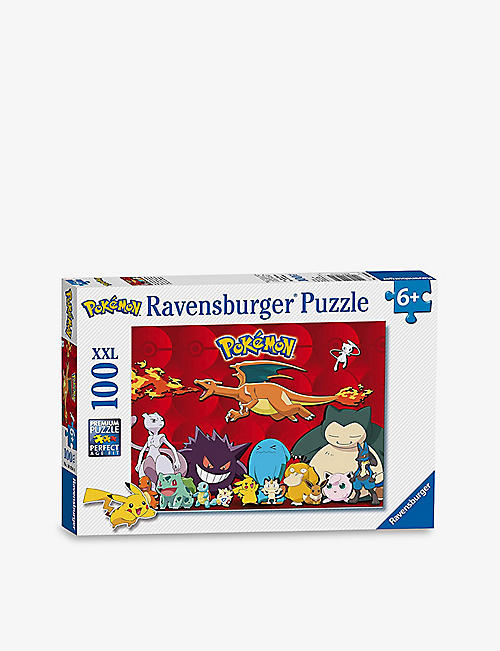 POKEMON: Ravensburger XXL 100-piece jigsaw puzzle