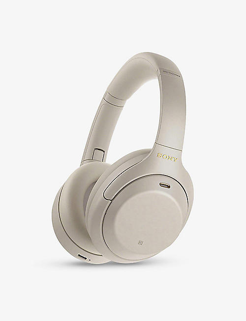 SONY: WH-1000XM4 Wireless noise-cancelling headphones