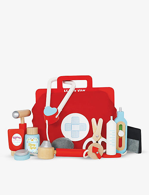 LE TOY VAN: Doctor's Medical Kit toy set