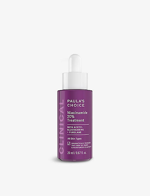 PAULA'S CHOICE: Clinical 20% Niacinamide treatment 20ml