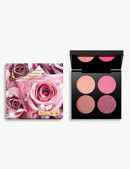 PAT MCGRATH LABS: Divine Rose Luxe Quad eyeshadow palette 6.88g