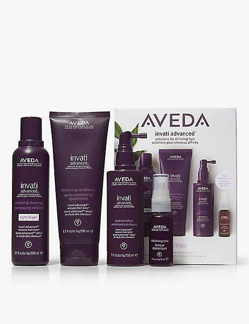 AVEDA: Invati Advanced™ System light set