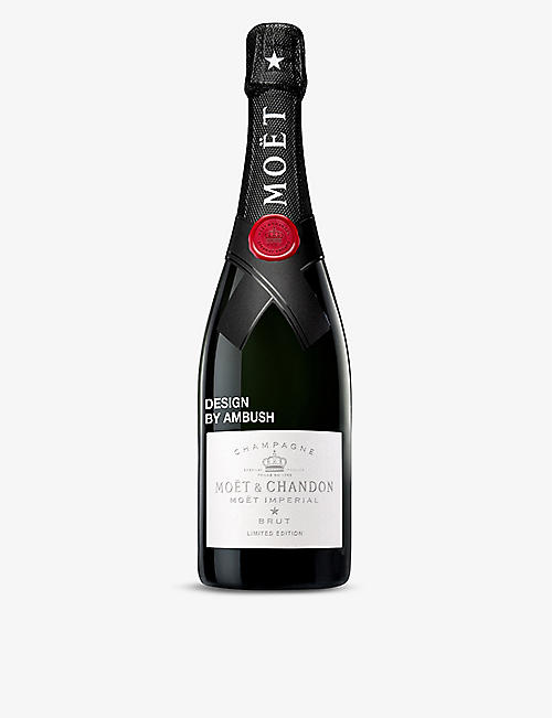 MOET & CHANDON: Moët & Chandon x AMBUSH limited-edition champagne brut 750ml