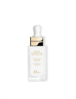DIOR: Prestige Light-in-White La Solution Lumière Activated Serum 30ml