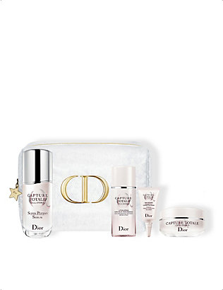 DIOR: Capture Totale Age-Defying Serum Routine set