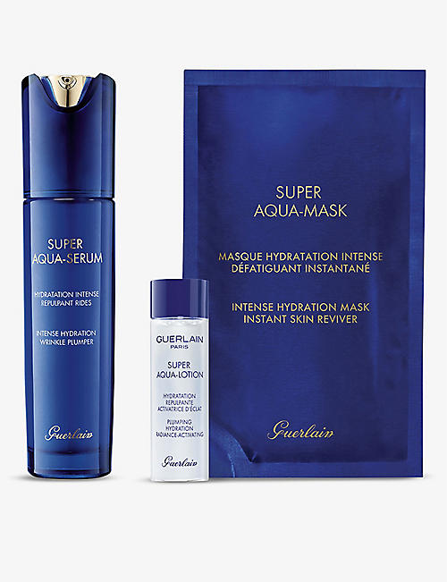 GUERLAIN: Super Aqua travel skincare set