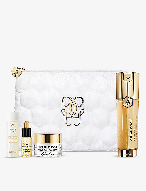 GUERLAIN: Abeille Royal Double R Serum Age-Defying set