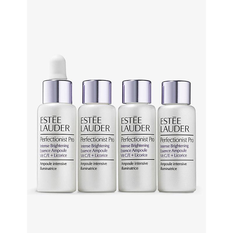 Estée Lauder Beauty sets PERFECTIONIST PRO INTENSE BRIGHTENING ESSENCE AMPOULE SERUM SET OF FOUR 10ML