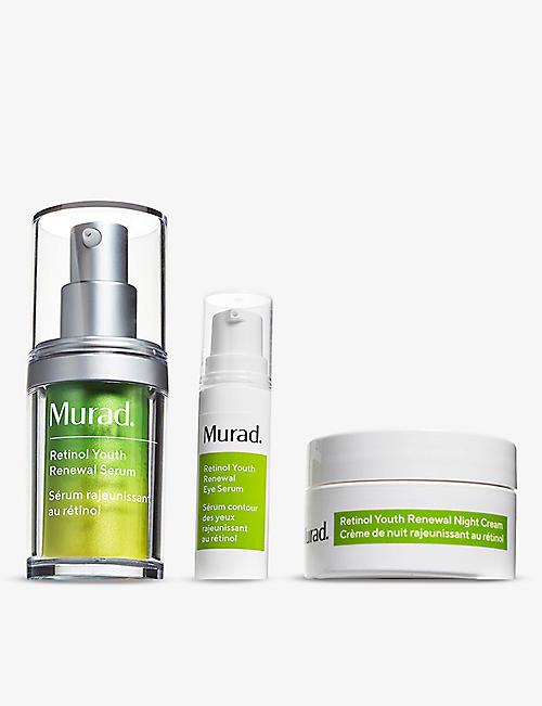 MURAD: Youth Renewal Retinol Trial Kit