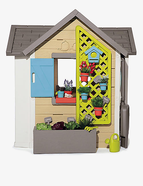 SMOBY: Garden House playset 1.35m