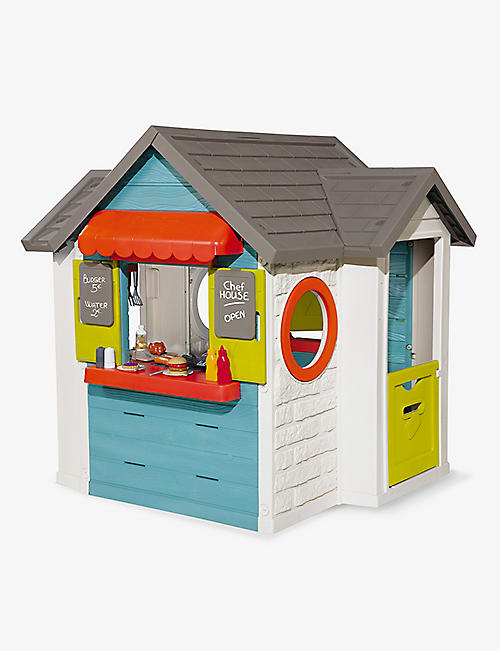 SMOBY: Chef's House and Kitchen playset 1.35m