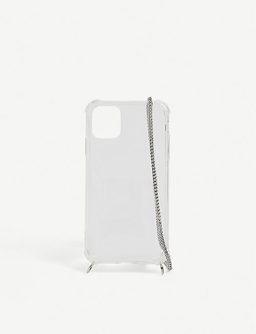 1017 ALYX 9SM: Cubix Iphone 11 phone case on chain