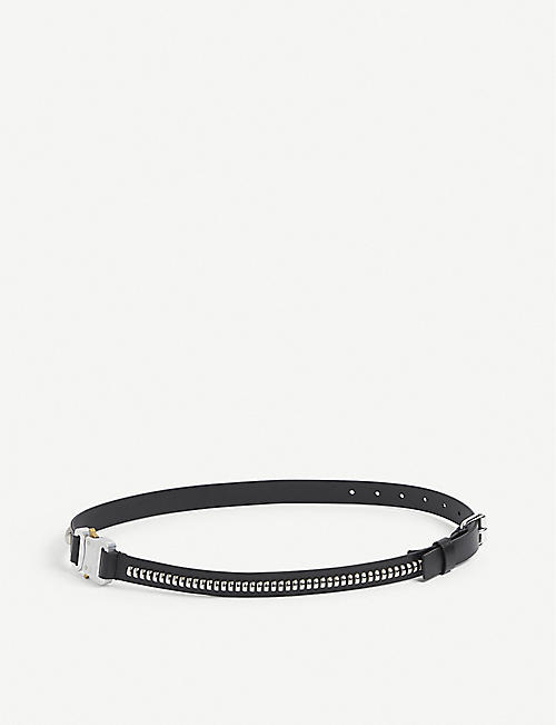 1017 ALYX 9SM: Studded leather belt