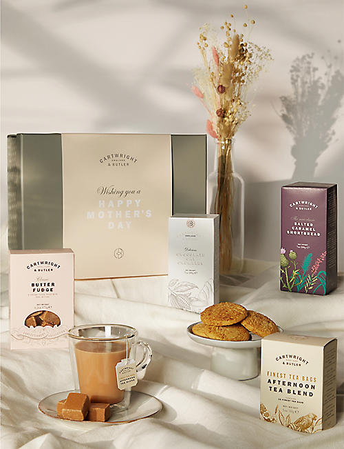 CARTWRIGHT & BUTLER: Happy Mother's Day giftbox