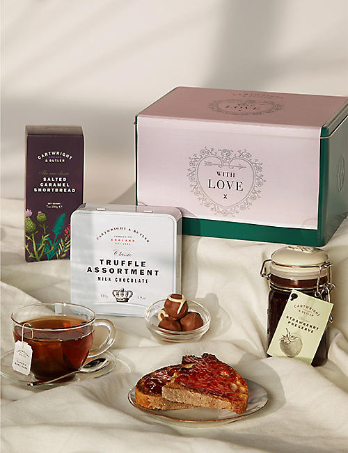 CARTWRIGHT & BUTLER: C&b With Love Gift Tin::