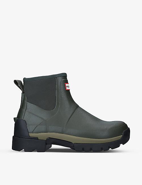 HUNTER: Field Balmoral Hybrid rubber boots