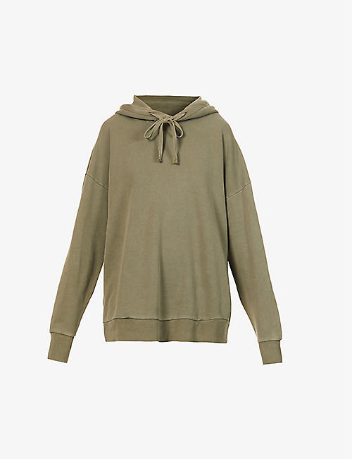 CAMILLA AND MARC: Jardine oversized cotton-jersey hoody