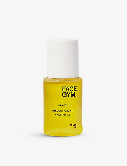 FACE GYM: Detox Signature face oil 30ml
