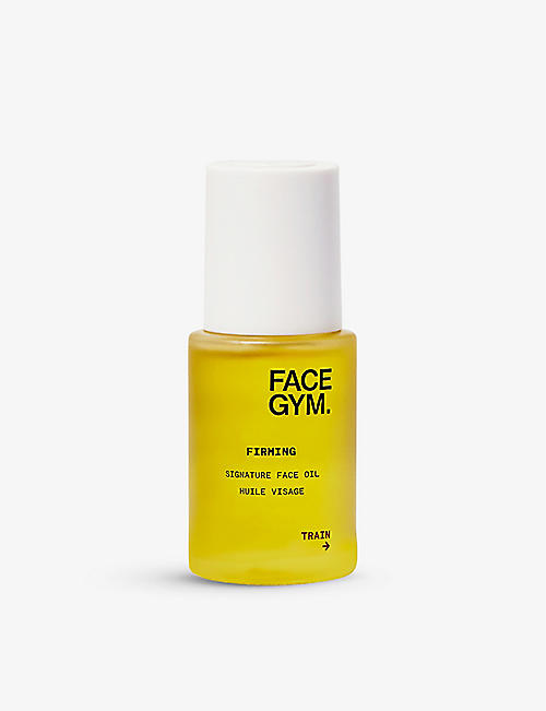 FACE GYM: Firming Signature face oil 30ml