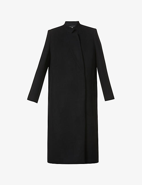 THE ROW: Orino wool, cashmere and silk-blend coat