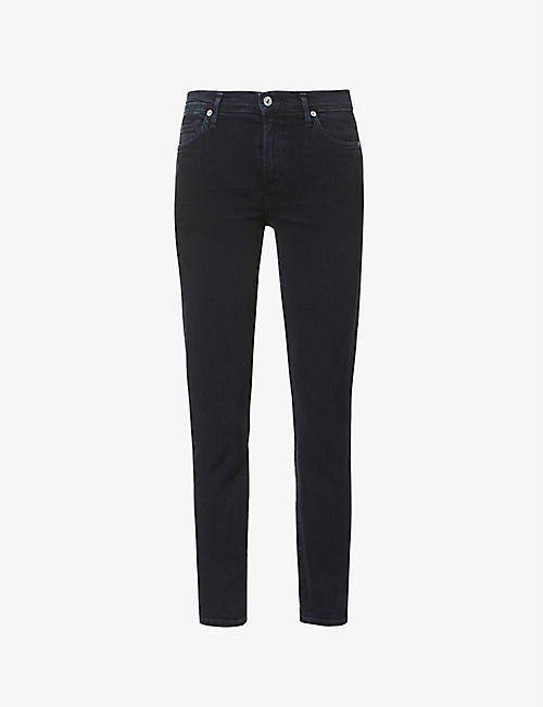 CITIZENS OF HUMANITY: Rocket skinny high-rise stretch-denim jeans