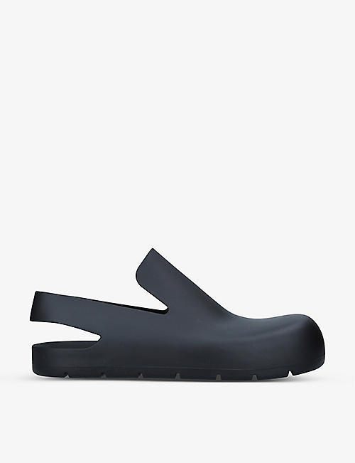 BOTTEGA VENETA: Puddle slip-on rubber clogs