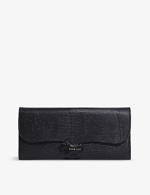 RADLEY + CO: Leather matinee wallet
