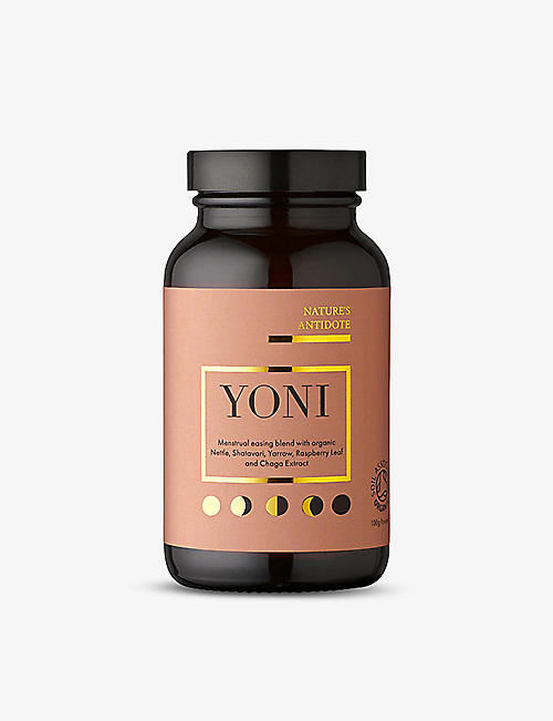 NATURE'S ANTIDOTE: Yoni herbal blend 100g