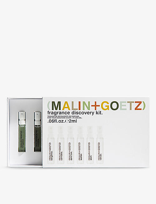 MALIN + GOETZ: Fragrance Discovery gift set