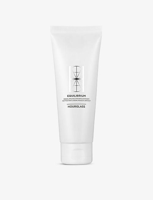 HOURGLASS: Equilibrium® Rebalancing Cream cleanser 27ml