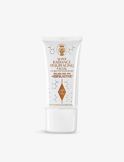 CHARLOTTE TILBURY: Super Radiance Resurfacing facial 50ml