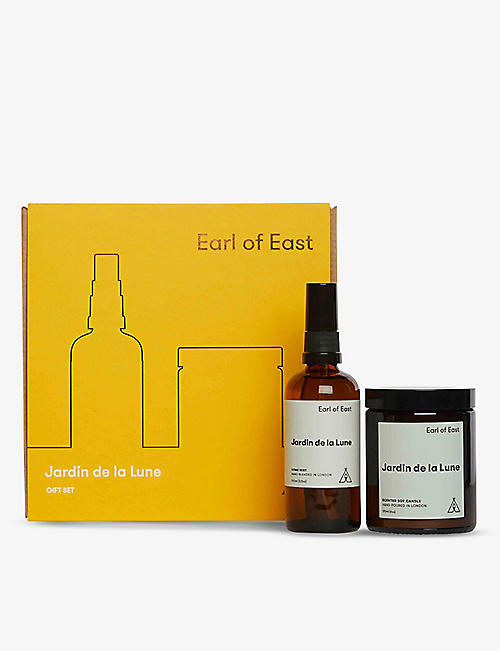 EARL OF EAST: Jardin De La Lune gift set
