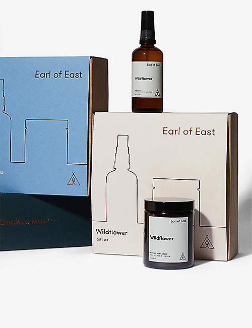 EARL OF EAST: Wildflower gift set