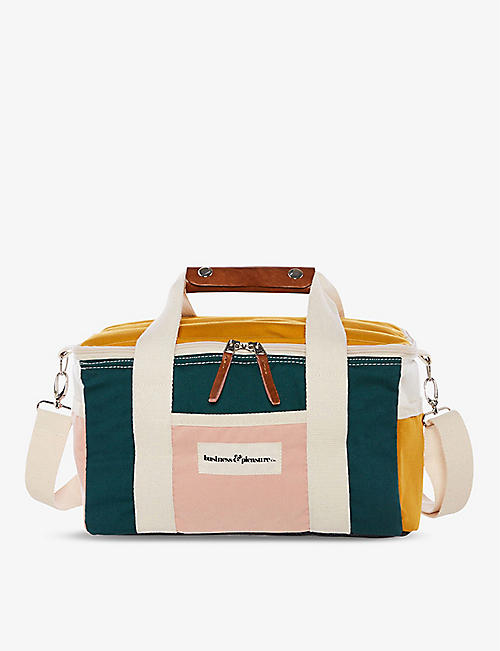 BUSINESS & PLEASURE CO.: Premium Cooler canvas bag 14L