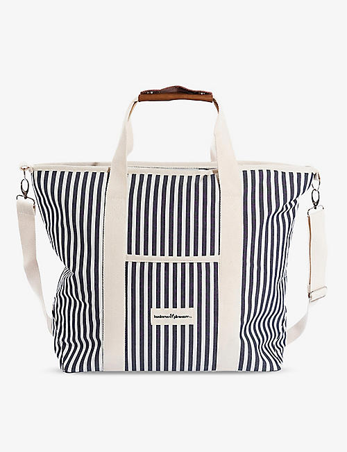 BUSINESS & PLEASURE CO.: Cooler Tote canvas bag 42L