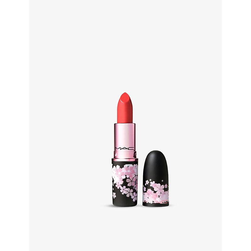 Mac Lips BLACK CHERRY MOODY BLOOM LIMITED-EDITION LIPSTICK 3G